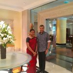 With Steward Alina