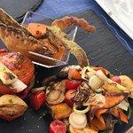 Rompeolas Restaurante Foto