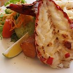 Crayfish Tails to die for at Trader Jacks