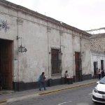 In front of this entity best EMPANADAS SALTEÑAS of Arequipa