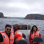 Powerboat Ride at the Knysna Heads