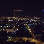 Vista nocturna.