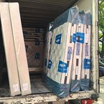 100s of new bed mattresses arriving