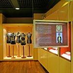 ILJM permanent collection area