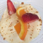 Quelques exemples d'entrées, plats et desserts de la formule à 18€ (midi).