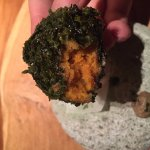 Nori Uni ball! delicious!