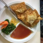 Wan-Tan gebacken