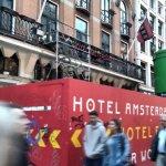 Hotel Amsterdam - De Roode Leeuw Foto