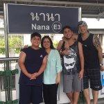 Nana BTS Sky Train Station