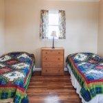 Cabin 4 Twin Bedroom