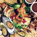Fantastic selection of Fresh Fish & Seafood