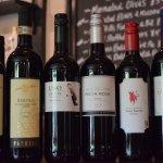 Delicious range of Red Wines