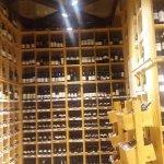 diese Weinkeller ist sehenswert