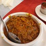 Beef Karai for main meal