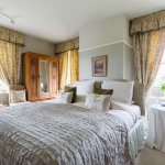 Superking double room at Bowers Hill Farm B&B near Broadway in the Cotswolds