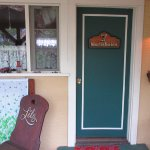 the door to our room