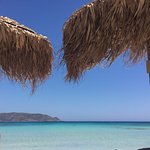 Nearby Elafonisi beach - 5 mins in the car, pool is lovely, and sunsets to die for!