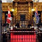 Photo of British Columbia Parliament Buildings