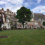 Le béguinage d'Amsterdam