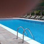 Pool Area El Pinar Ibiza