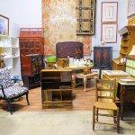 big shanty antiques & auction building