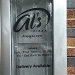Al's Pizza - Riversideの写真