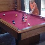 Game room (man cave)