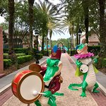 Photo de Disney's Port Orleans Resort - French Quarter