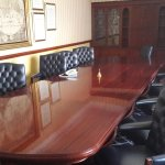 Rooms, executive boardroom, waterhole and elephant trophy