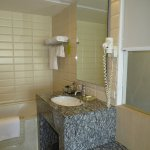 Room 1106 bathroom