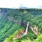Noh Ka Likai Falls