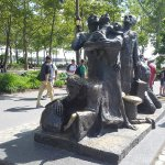 The Immigrants - Battery Park