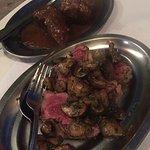 Roastbeef aux champignons
