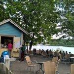 Photo of Sinisen huvilan kahvila