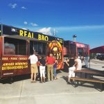 Best Branson BBQ Truck at Bigfoot On The Strip OPEN LATE!