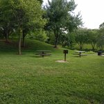 Benches to enjoy and perhaps have a meal with your family