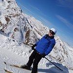 December skiing