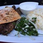 Syrisches Restaurant.
