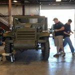 Restoring a Vehicle