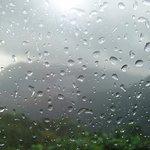 raining at ponmudi