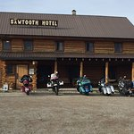 Sawtooth Hotel in Stanley, ID...a cool place