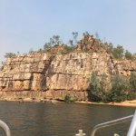 Great trip visiting two gorges for less than $100. Very good info on flora & fauna  plus good sa
