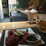 Sashimi Tuna - delicious and so fresh!