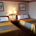 Comfortable Two Double Beds