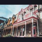 Maisons dans le quartier de Westmount