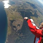 Freefall from 15,000 feet!
