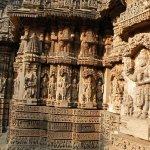 Sculpture of Chennakesava Temple, Somanathapura