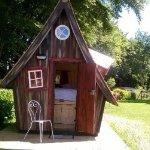 Cabane de Farfouille , pour 2 personnes