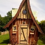 Cabane des Elfes pour 3 personnes