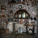 antiques inside home